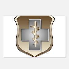 USAF Enlisted Medical Postcards (Package of 8)