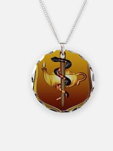 USAF Nurse Necklace