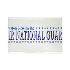 Air Guard Mom Rectangle Magnet