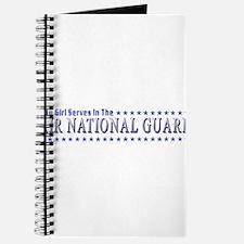 My Air Guard Girl Journal