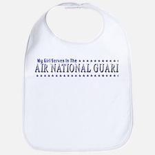 My Air Guard Girl Bib