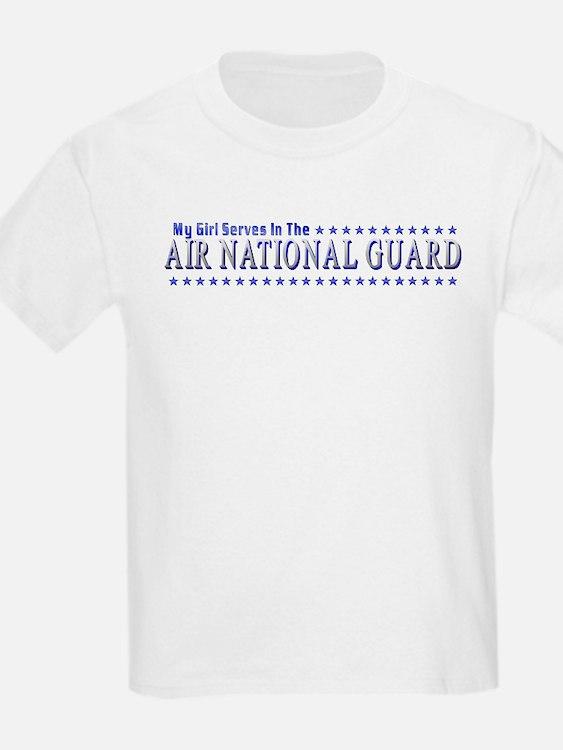 My Air Guard Girl T-Shirt