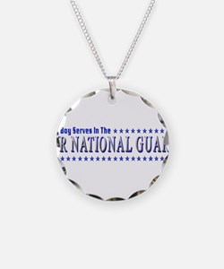 My Air Guard Boy Necklace