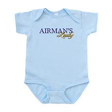 Airman's Lady Infant Bodysuit