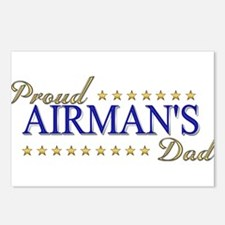 Airman's Dad Postcards (Package of 8)
