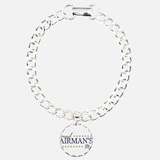 Airman's Mom Bracelet