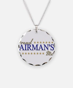 Airman's Mom Necklace