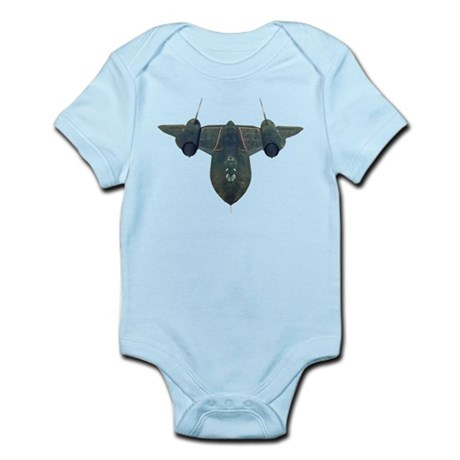 SR-71 Blackbird Infant Bodysuit