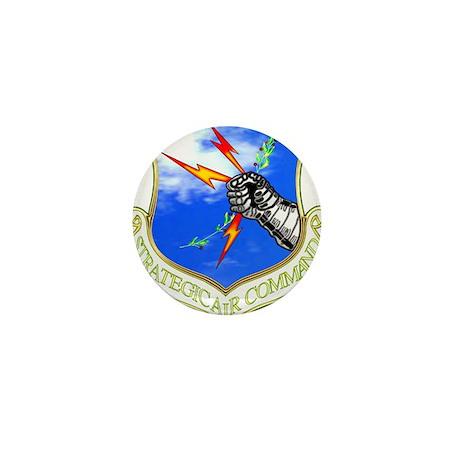 Strategic Air Command Mini Button