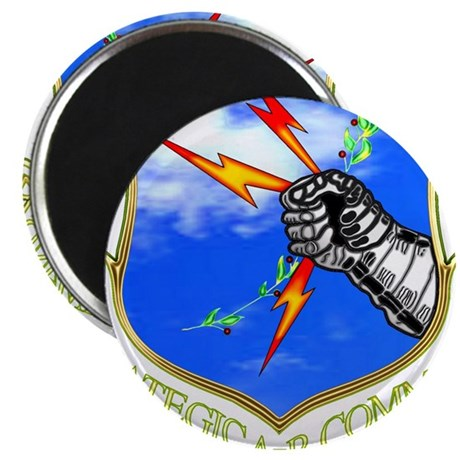 "Strategic Air Command 2.25"" Magnet (100 pack)"