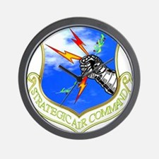 Strategic Air Command Wall Clock