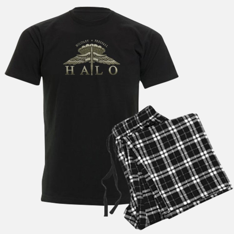 Halo Badge Pajamas