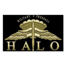 Halo Badge Decal
