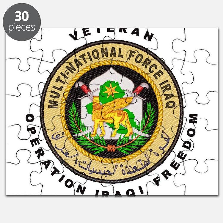 OIF Veteran Puzzle