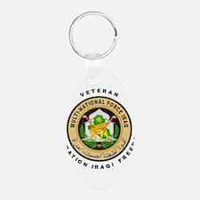 OIF Veteran Keychains