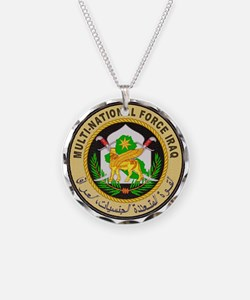 OIF Veteran Necklace