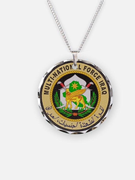 OIF Veteran Necklace