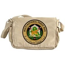 Iraq Force Messenger Bag