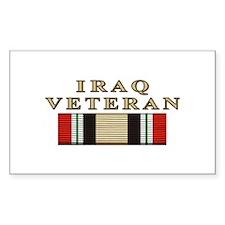 Iraq Vet Decal
