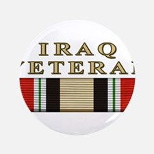 """Iraq Vet 3.5"""" Button (100 pack)"""