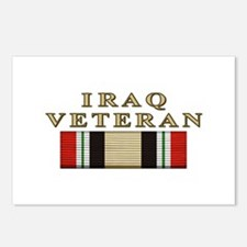 Iraq Vet Postcards (Package of 8)