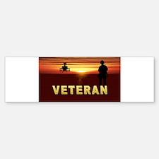 Desert Vet Bumper Bumper Sticker