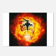 AH-64 Apache Postcards (Package of 8)