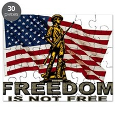 FREEDOM NOT FREE Puzzle