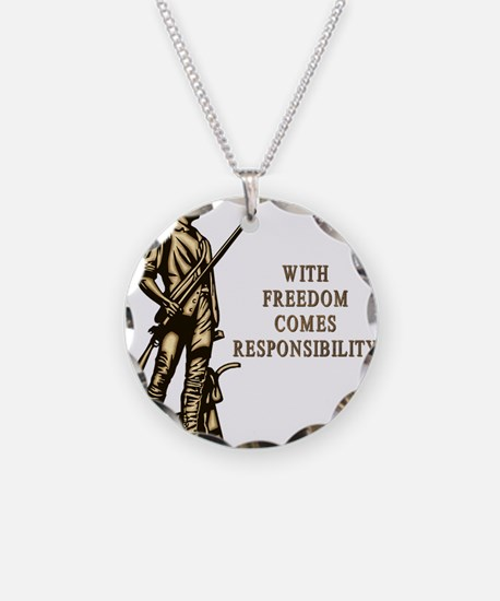 With Freedom(MM) Necklace