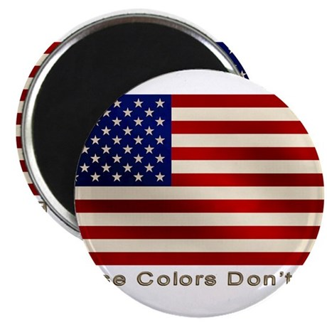 "These Colors Don't Run 2.25"" Magnet (10 pack)"