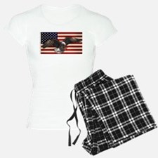 American Flag w/Eagle Pajamas