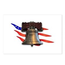 Liberty Bell Postcards (Package of 8)