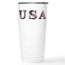 USA Ceramic Travel Mug