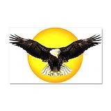"""Eagle 12"""" x 20"""""""