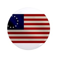 "Old Glory 3.5"" Button (100 pack)"