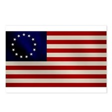 Old Glory Postcards (Package of 8)