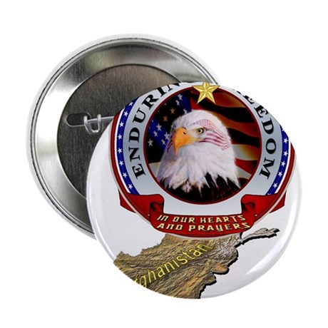 """Enduring Freedom 2.25"""" Button (10 pack)"""