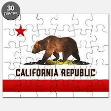 California Bear Puzzle