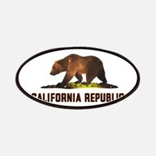 California Bear Patches