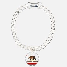 California Bear Bracelet