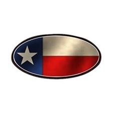 Texas State flag Patches