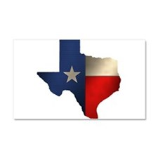State of Texas Car Magnet 20 x 12