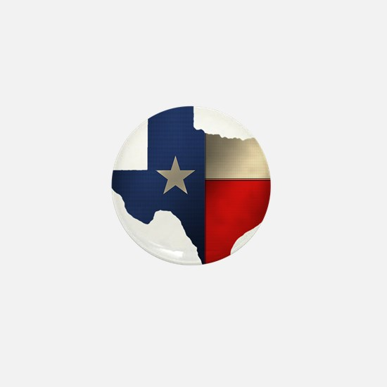 State of Texas Mini Button (10 pack)