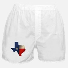 State of Texas Boxer Shorts