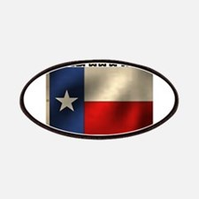 Texas Hospitality Patches