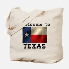Welcome to Texas Tote Bag