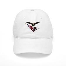 Eagle & Flag Baseball Cap