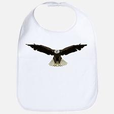 Unique Bald eagle Bib
