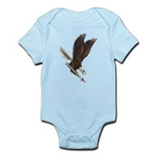 Funny Military and patriotism Infant Bodysuit