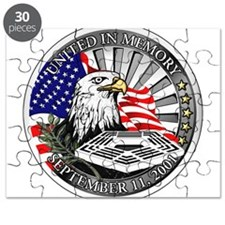 9/11 Memorial Puzzle